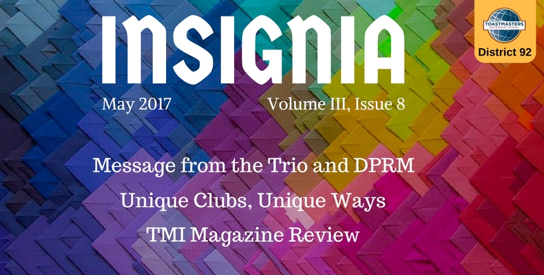 Insignia May 2017 Issue
