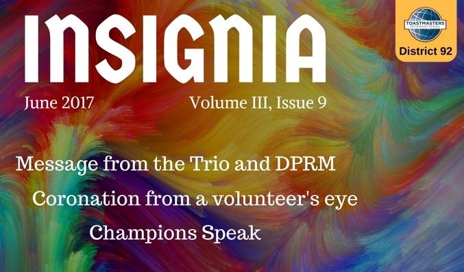 Insigna - June 2017 Newsletter