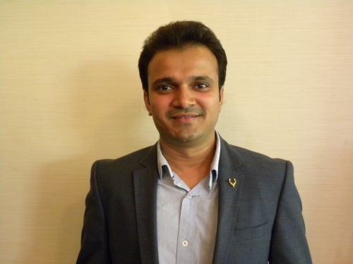 Rahul Saria, District 92 Finance Manager