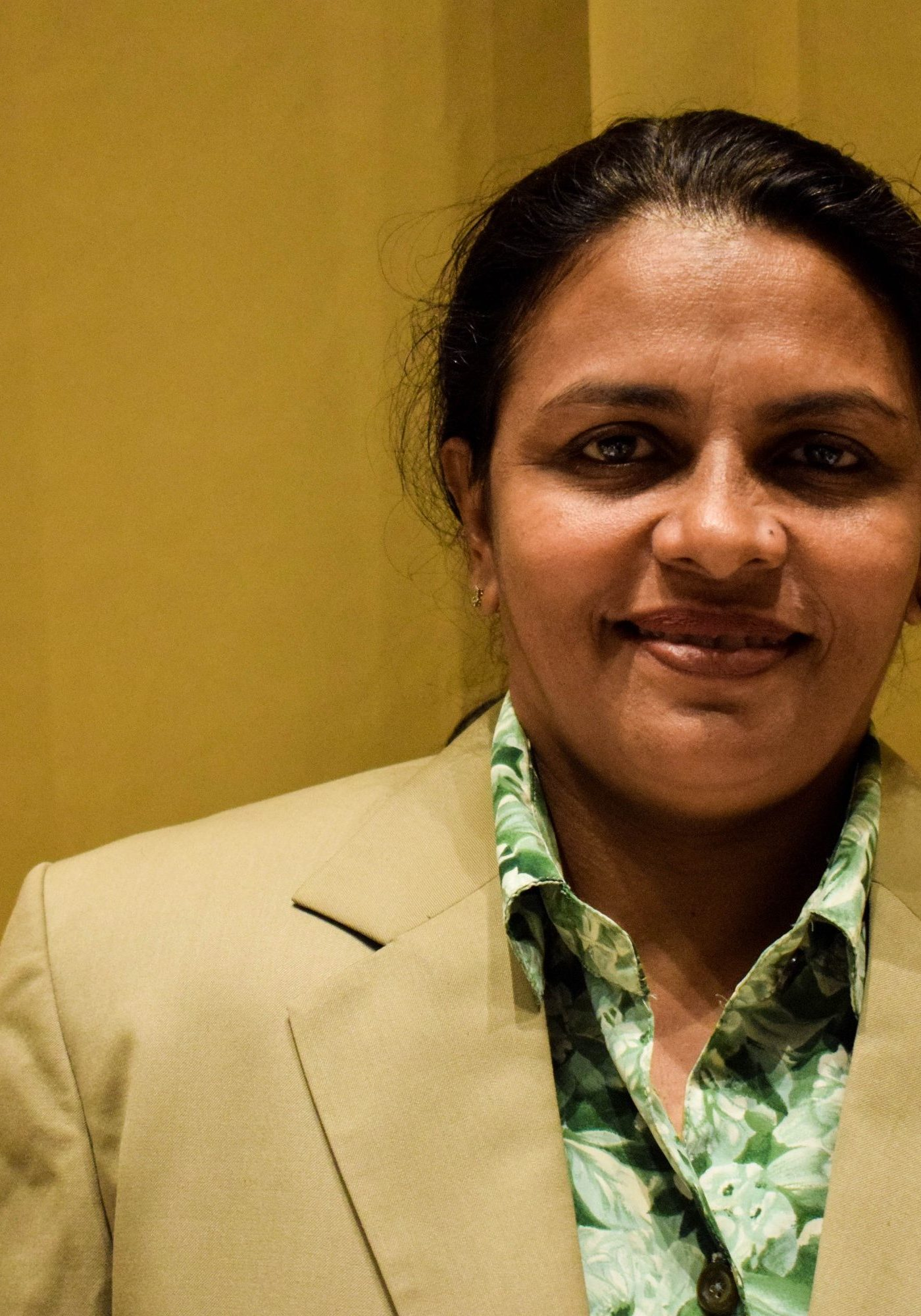 Div G Director_Ancy Anand